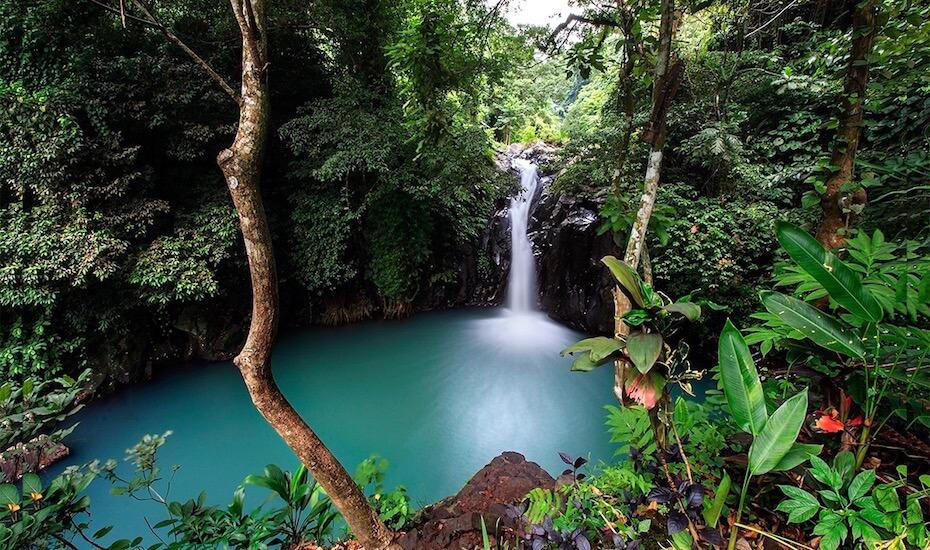 Aling Aling Waterfall Tour Como Bali Tour